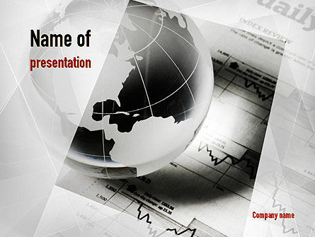 Global Investment PowerPoint Template