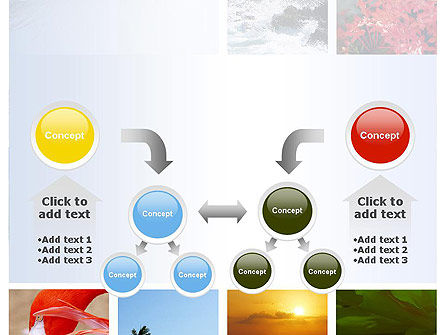 Resort Collage PowerPoint Template Slide 19
