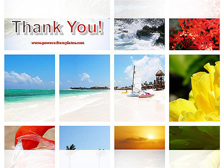Resort Collage PowerPoint Template Slide 20