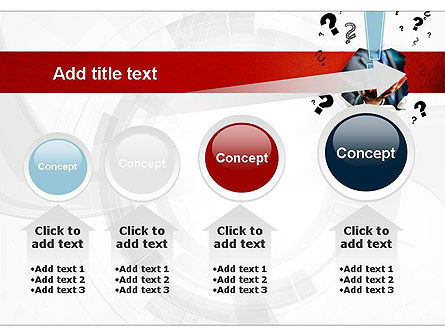 The Answer PowerPoint Template Slide 13