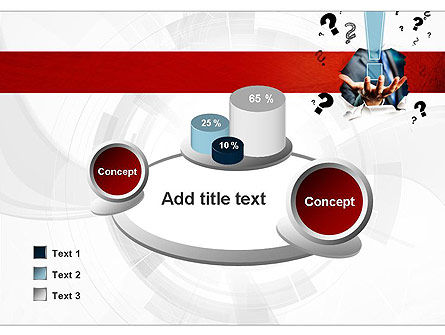 The Answer PowerPoint Template Slide 16