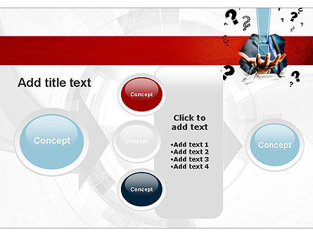 The Answer PowerPoint Template Slide 17