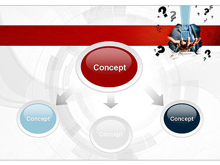 The Answer PowerPoint Template Slide 4