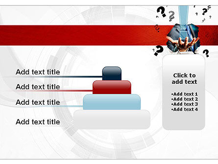 The Answer PowerPoint Template Slide 8