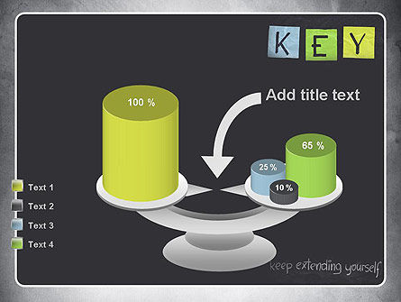 Keep Extending Yourself PowerPoint Template Slide 10
