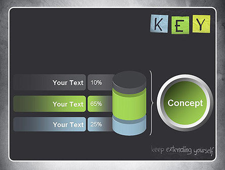 Keep Extending Yourself PowerPoint Template Slide 11