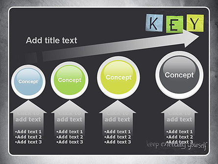 Keep Extending Yourself PowerPoint Template Slide 13