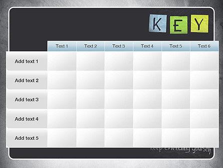 Keep Extending Yourself PowerPoint Template Slide 15