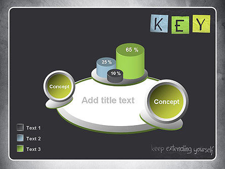 Keep Extending Yourself PowerPoint Template Slide 16