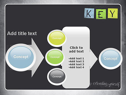 Keep Extending Yourself PowerPoint Template Slide 17