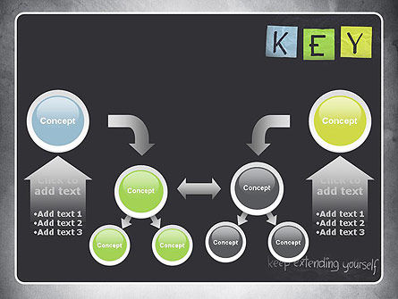 Keep Extending Yourself PowerPoint Template Slide 19