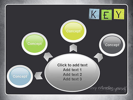 Keep Extending Yourself PowerPoint Template Slide 7
