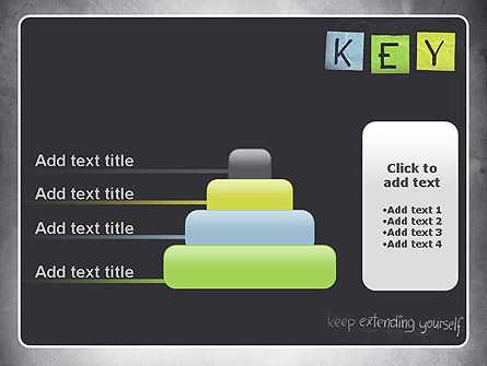 Keep Extending Yourself PowerPoint Template Slide 8