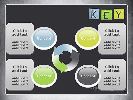 Keep Extending Yourself PowerPoint Template Slide 9