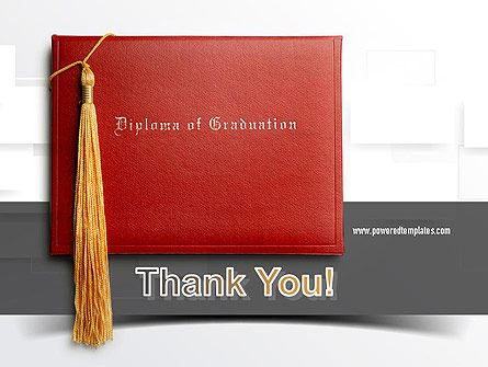 Graduation Diploma PowerPoint Template Slide 20