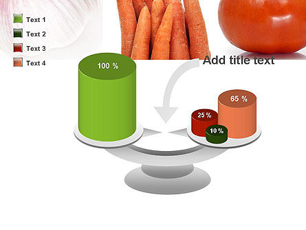 Different Vegetables Collage PowerPoint Template Slide 10