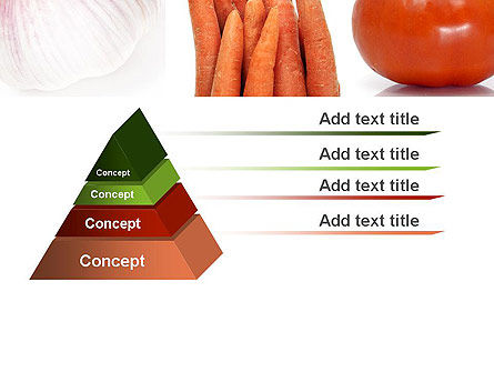 Different Vegetables Collage PowerPoint Template Slide 12