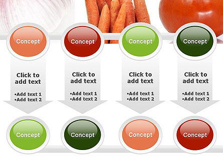 Different Vegetables Collage PowerPoint Template Slide 18