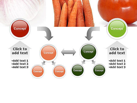 Different Vegetables Collage PowerPoint Template Slide 19