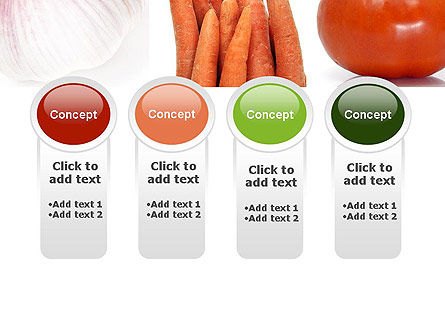 Different Vegetables Collage PowerPoint Template Slide 5