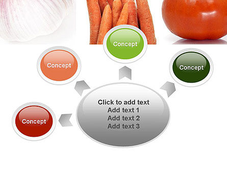 Different Vegetables Collage PowerPoint Template Slide 7
