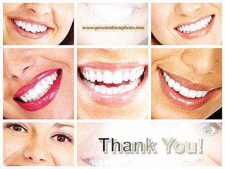 Dental Smile PowerPoint Template Slide 20