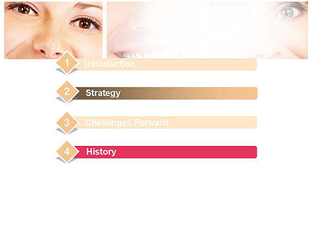 Dental Smile PowerPoint Template, Slide 3, 11003, Medical — PoweredTemplate.com