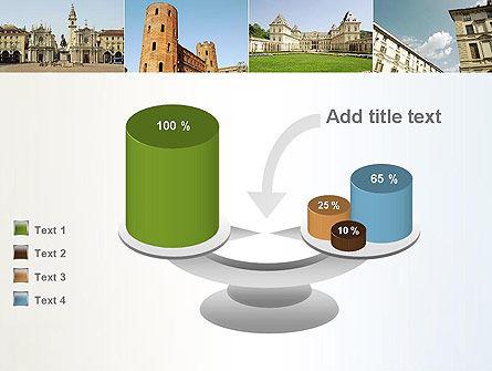 Turin Landmarks Collage PowerPoint Template Slide 10