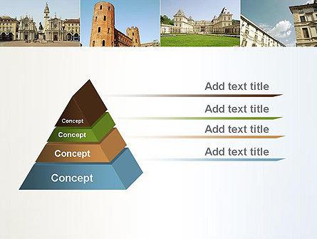 Turin Landmarks Collage PowerPoint Template Slide 12