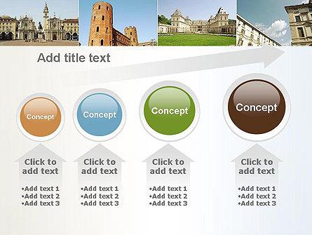 Turin Landmarks Collage PowerPoint Template Slide 13