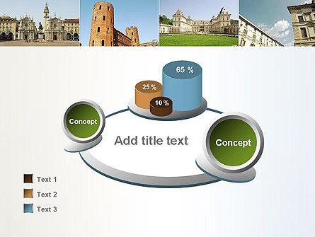 Turin Landmarks Collage PowerPoint Template Slide 16