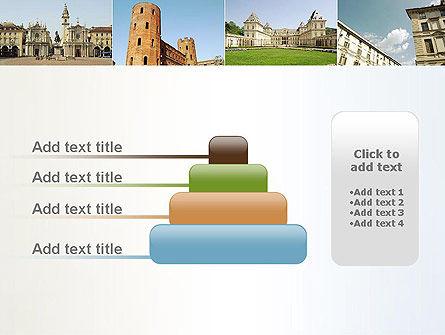 Turin Landmarks Collage PowerPoint Template Slide 8