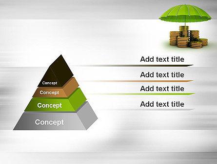 Protected Savings PowerPoint Template Slide 12