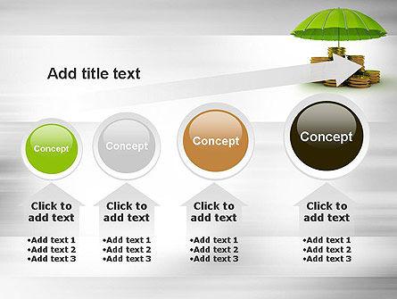 Protected Savings PowerPoint Template Slide 13