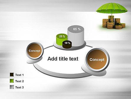 Protected Savings PowerPoint Template Slide 16