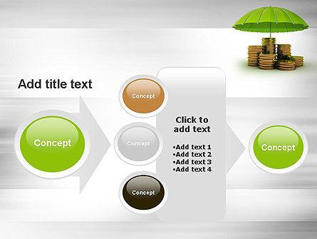 Protected Savings PowerPoint Template Slide 17