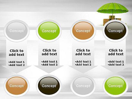 Protected Savings PowerPoint Template Slide 18