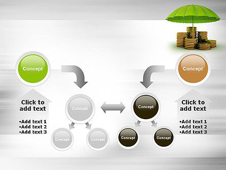 Protected Savings PowerPoint Template Slide 19