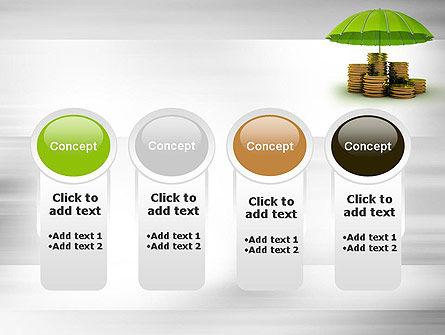 Protected Savings PowerPoint Template Slide 5