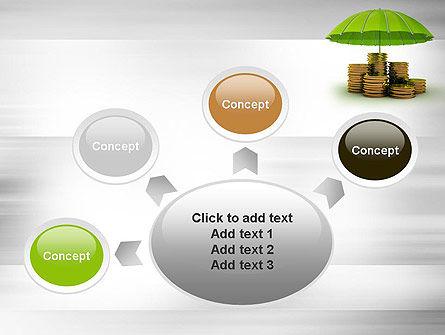 Protected Savings PowerPoint Template Slide 7