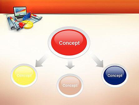 Business Data Analysis PowerPoint Template, Slide 4, 11018, Consulting — PoweredTemplate.com