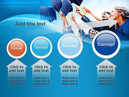 Graduation Ceremony PowerPoint Template Slide 13