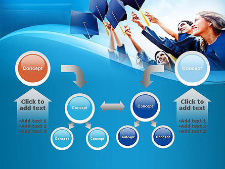 Graduation Ceremony PowerPoint Template Slide 19