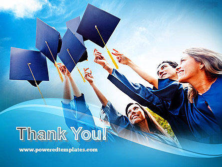 Graduation Ceremony PowerPoint Template Slide 20