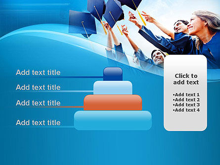 Graduation Ceremony PowerPoint Template Slide 8