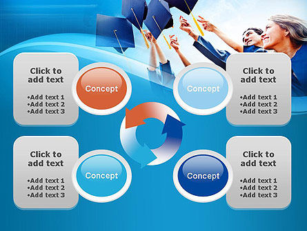 Graduation Ceremony PowerPoint Template Slide 9