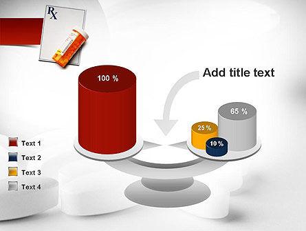 Prescription Drugs RX PowerPoint Template Slide 10