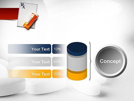 Prescription Drugs RX PowerPoint Template Slide 11