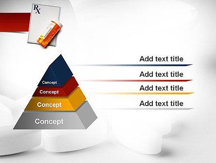 Prescription Drugs RX PowerPoint Template Slide 12