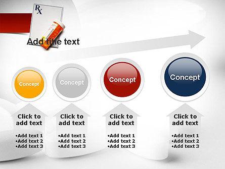 Prescription Drugs RX PowerPoint Template Slide 13